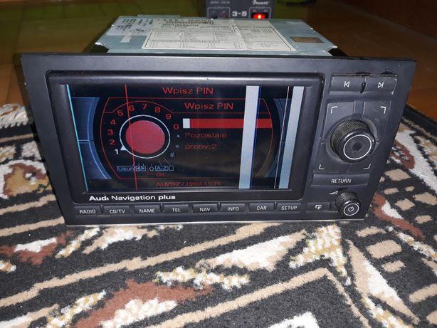 Radio Audi Navigation RNS-E Audi A4 B6/B7