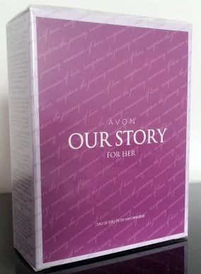 Our Story for her Avon perfumy