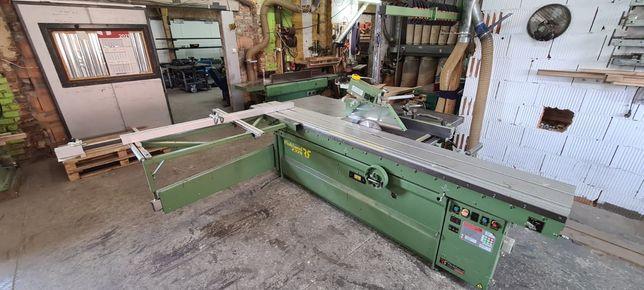 Pila formatowa Robland 320 frezarka grubościówka szlifierka do drewna