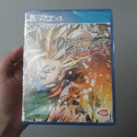 Dragon ball Fighter Z PS4 folia