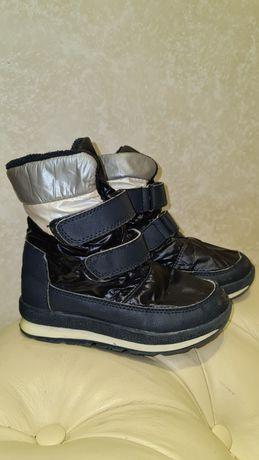 Зимние сапожки дутики Tomm чоботи 29 размер.