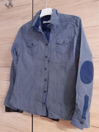 Koszula w kropki M