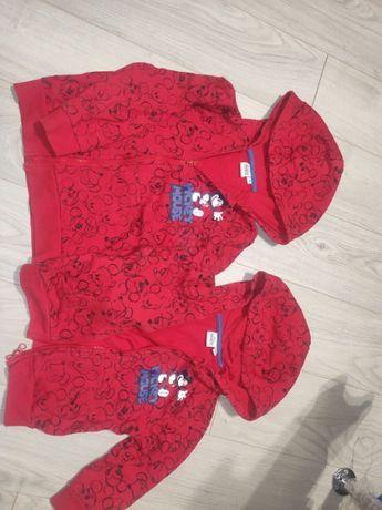 """Komplety ubrań dla chłopców rok po roku """"bliźniacze"""""""