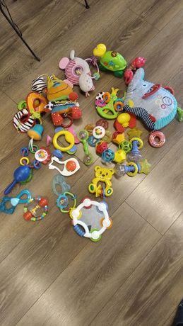 Zabawki dla niemowlaka 23 szt
