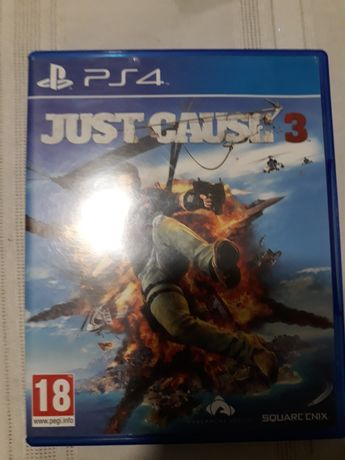 Jogo PS4 Just cause