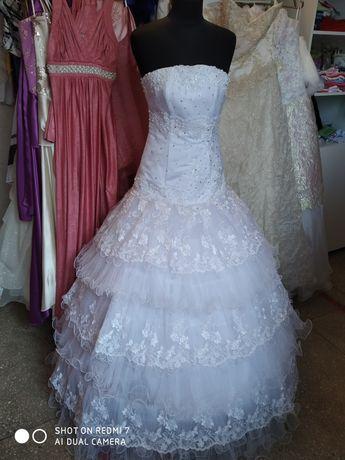 Свадебные платья новое