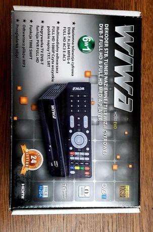 Dekoder DVB-T Wiwa HD80 EVO Full HD