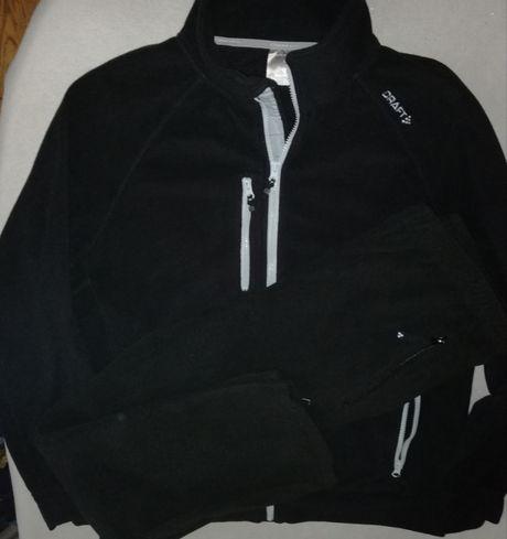Bluza męska Kraft i spodnie XL
