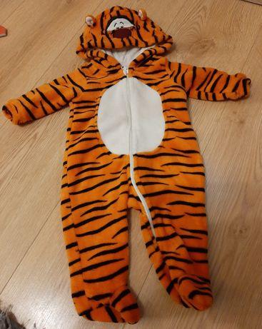 Pajac kombinezon Tygrys