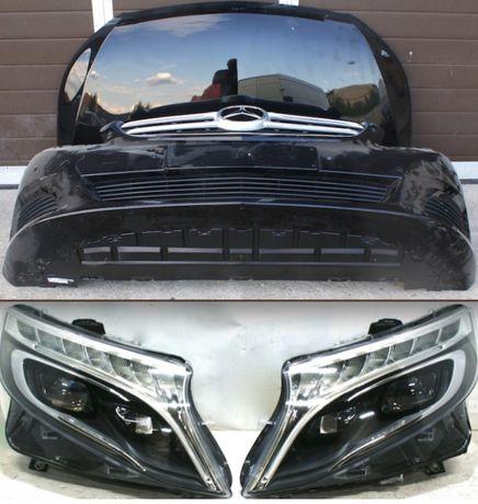 Разборка Mercedes-Benz W447 W639 Vito Viano запчасти, запчастини