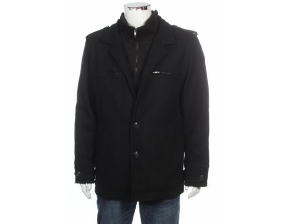 Wełniany płaszcz Biaginni r. 54