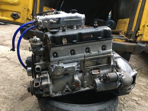Двигатель в сборе с навесным УМЗ 2,9 Уаз Газель 4216