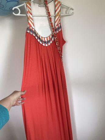 Sukienka długa Chilia rozmiar 40