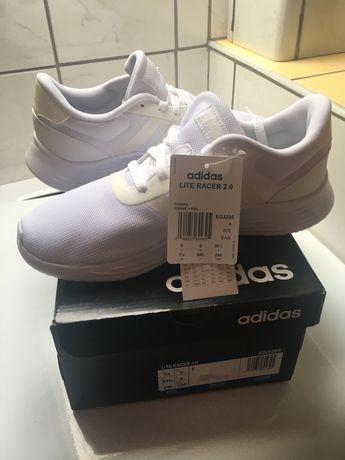 Adidas Lite Racer 2.0 39 1/3 nowe