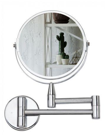 Lusterko kosmetyczne powiększające 28x21 cm TRANSPORT GRATIS