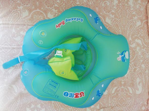Boia bebé piscina