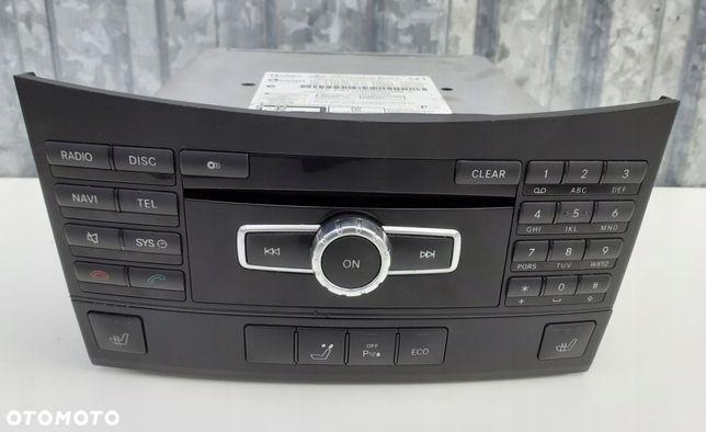 MERCEDES E-KLASA W212 RADIO CD NAWIGACJA