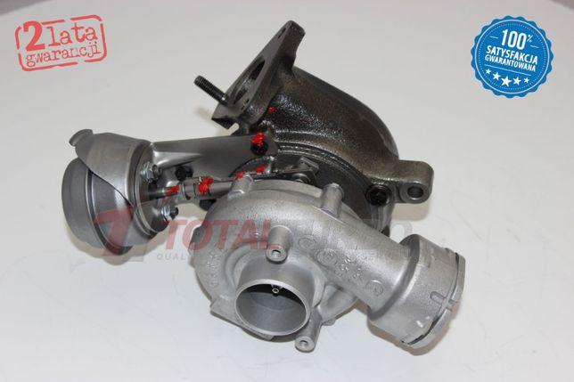 Turbosprężarka turbina Volkswagen Passat B5 Skoda Superb I 1.9 130km