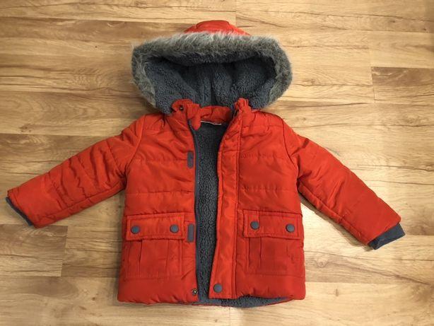 Zimowa kurtka H&M