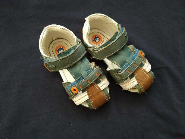 Buty sandały chłopak 22 Lasocki skóra