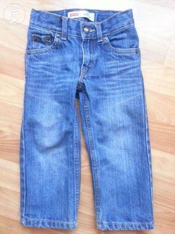 Детские джинсы Levi's