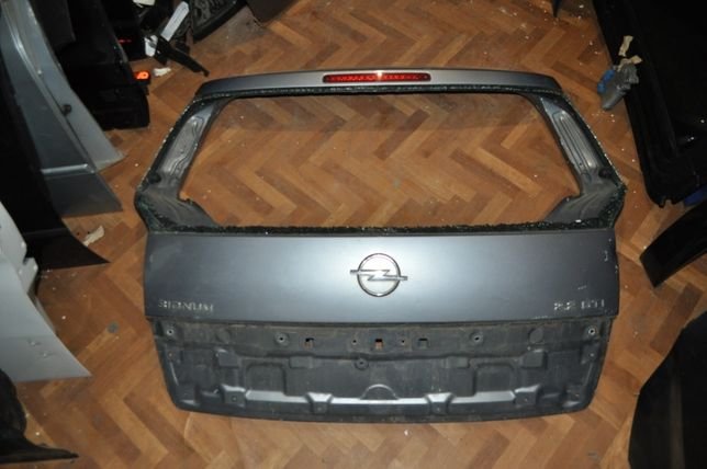 Opel signum опель крышка багажника багажник