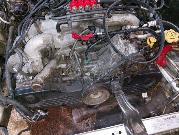 Мотор, двигун, 2.5, атмосферник, Subaru Legacy Outback Forester Z25