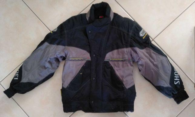 Fato motard (casaco e calças) da marca Shoei