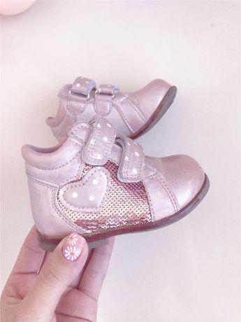 Детские ботиночки, детская обувь 13 см, сапожечки, ботинки на девочку