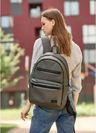 Женский рюкзак кожаный, повседневный, школьный, подростковый