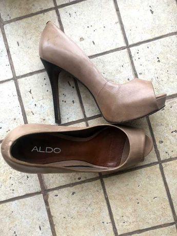 Туфли женские кожаные фирмы ALDO