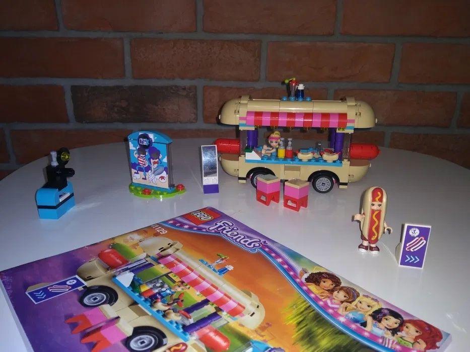 LEGO Furgonetka z hot dogami 41129 Wrocław - image 1