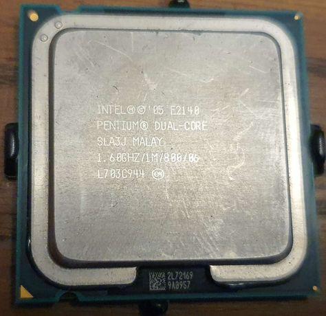 Processador Intel® Pentium® Dual Core E2140 1.60 ghz Socket 775 -Porto