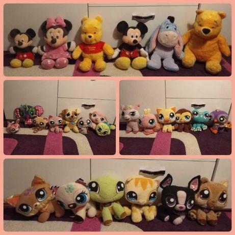 Pluszaki Pet Shop, Disney