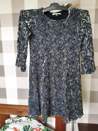 Asos elegancka sukienka ciążowa M