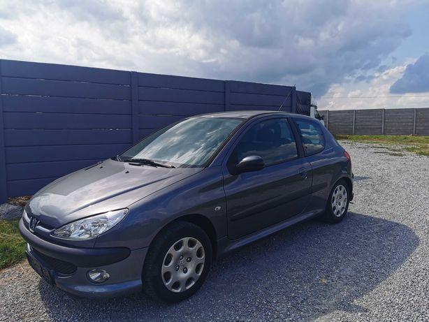 Peugeot 206 poj 1.4,klima z Niemiec
