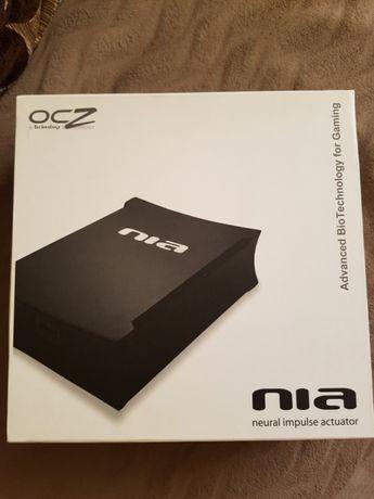 Kontroler NIA do sterowania komputerem za pomocą myśli