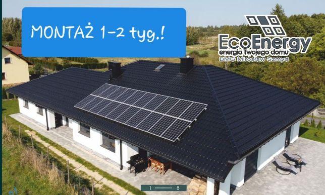 Fotowoltaika 3,5kWp - Biłgoraj EcoEnergy Panele Słoneczne Mój Prąd