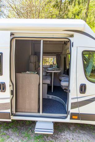 Zabudowa Kamper Camper cross pilot wohnmobil