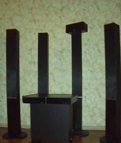 Домашняя акустическая система Peoneer xv-dv595k