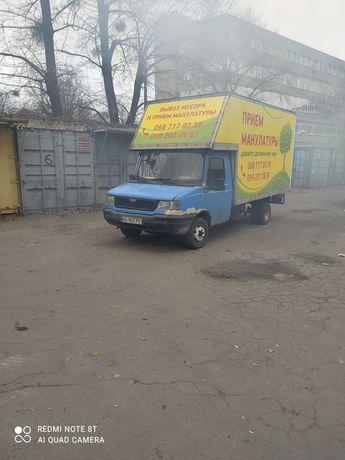 Ldv convoy 400 Daf Ford transit будка обмен