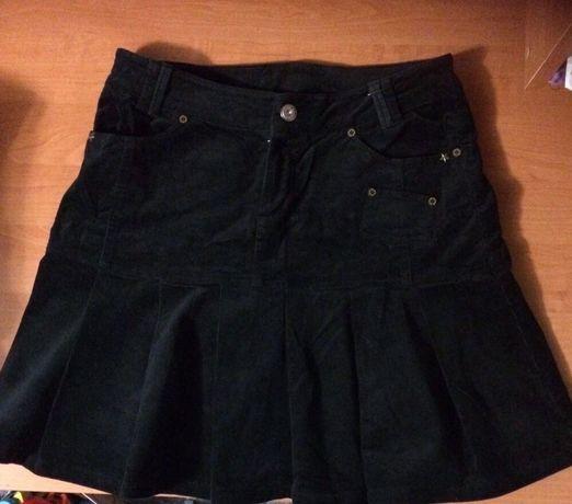Школьная юбка спідниця школа 46 розмір