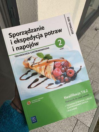 Sporządzanie i ekspedycja potraw i napojów cz.2