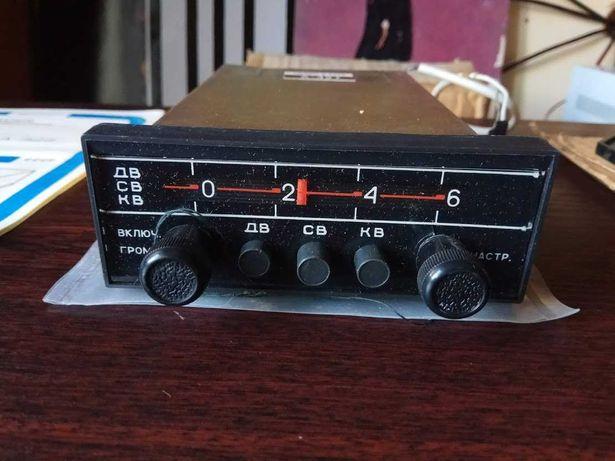 """Автомобильный радиоприёмник """"А-327"""""""