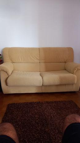 Sofa e 2 cadeiroes