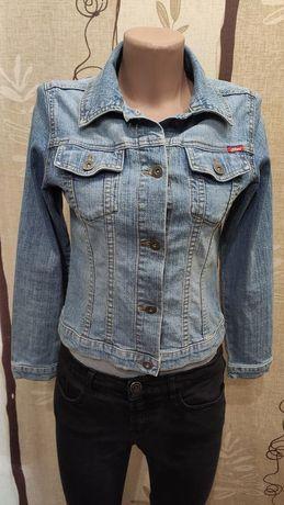 S.oliver джинсовая куртка, джинсовка на рост 152 см