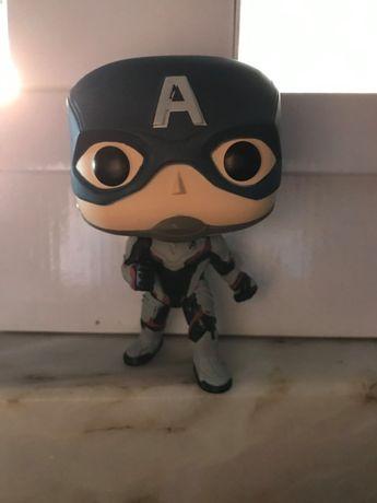 Pop Figure Capitão América
