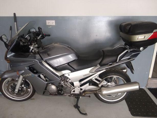 Yamaha Fjr 1300 zadbany