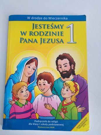 Książka do Religi kl 1 szkoła podstawowa