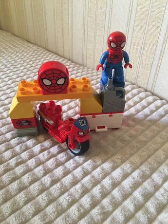 Конструктор Lego Duplo «Человек паук»